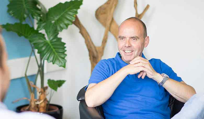 123 Pfand Geschäftsführer Jochen Haugstetter