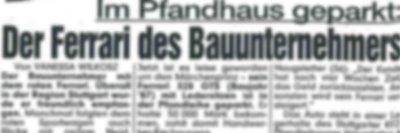 Kfz-Pfandhaus-123 Pfand-Presseartikel-1998